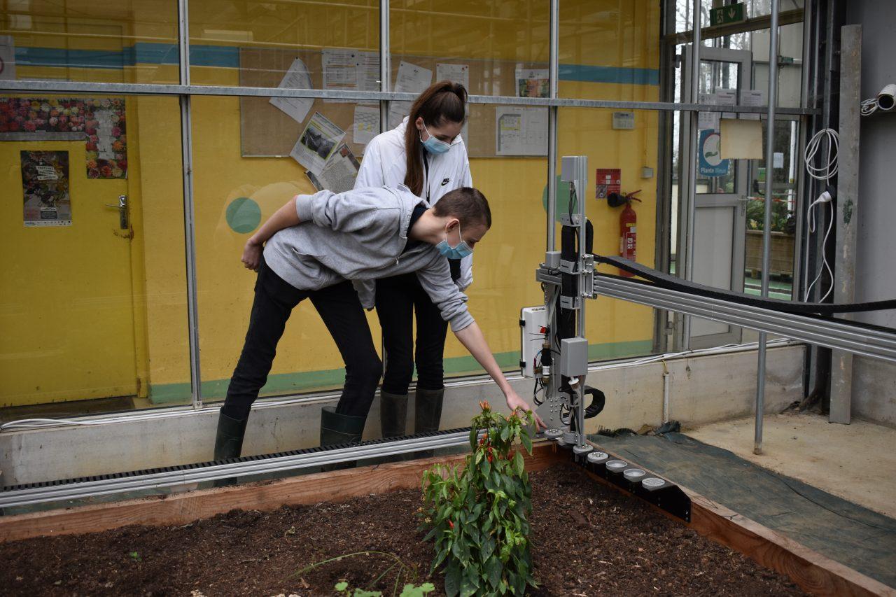 Initiation à l'agriculture de précision