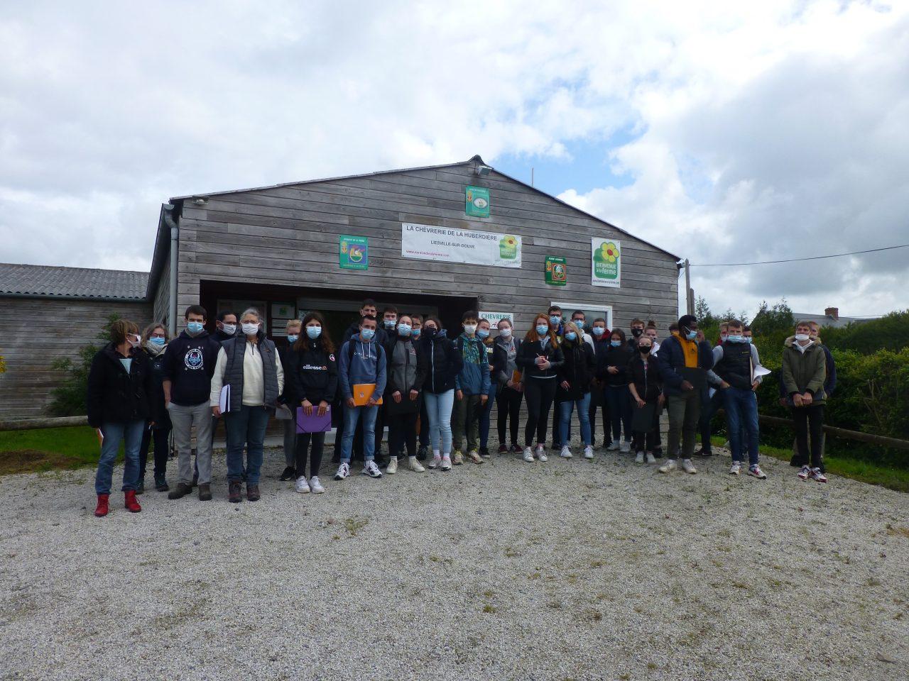 Rencontres «Made in Viande» – Élèves agriculteurs et biodiversité du marais